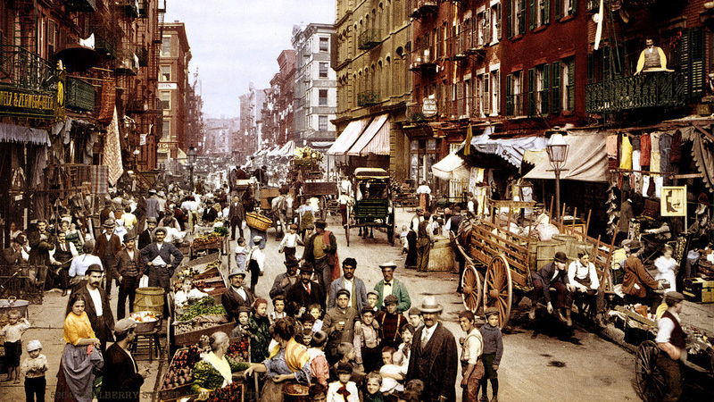 New York Gilded Age Historical Fiction